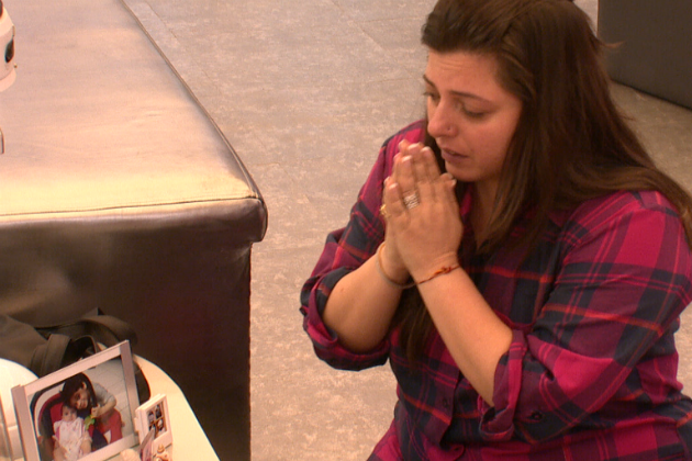 Bigg Boss 6: Delnaaz breaks down