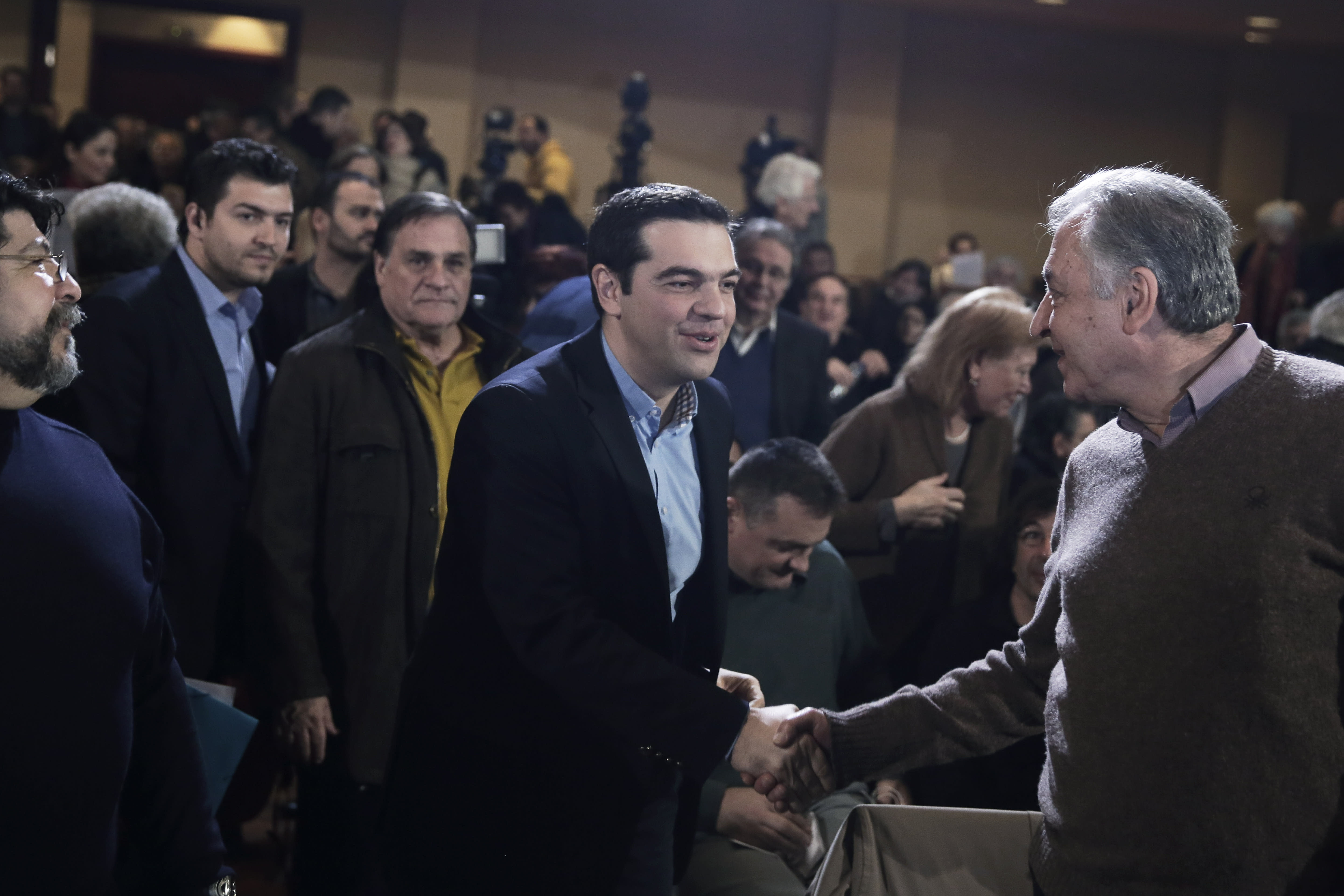 Greece will not seek another bailout, prime minister says