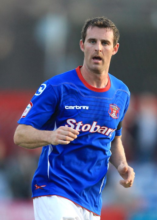 Danny Livesey's stay with Carlisle continues into a ninth year