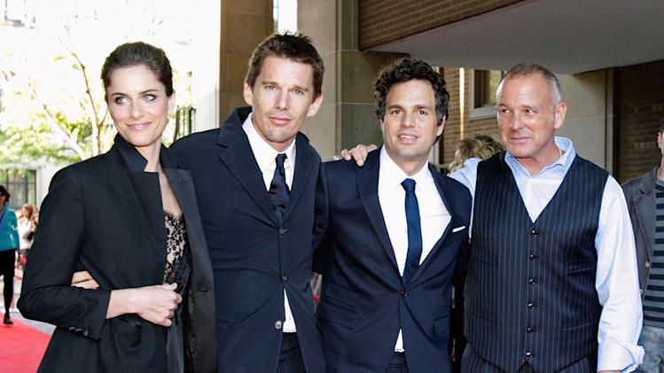 Toronto Film Festival Premiere 2008 Amanda Peet Ethan Hawke Mark Ruffalo Brian Goodman What Doesn't Kill You
