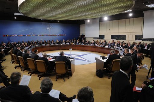 <p>NATO foreign ministers meet at headquarters in Brussels to discuss Syria and Turkey's request for Patriot missiles. NATO on Tuesday agreed to deploy the missiles along the border of Turkey as requested by Ankara to help it defend its territory against threats from Syria.</p>