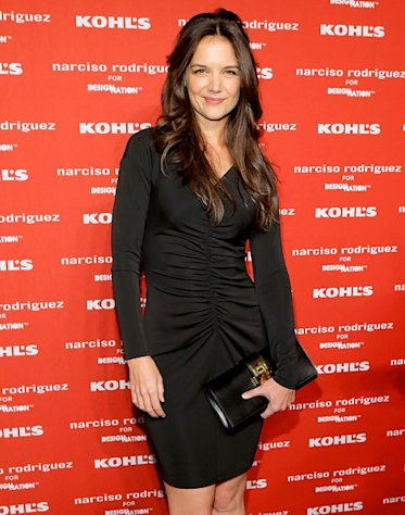 Katie Holmes on her new Broadway role: 'Finally I get to yell!'