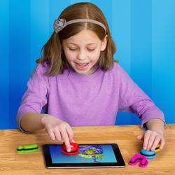 Tiggly Words Teaches Kids To Read Using Real-World Toys That Work With AniPad