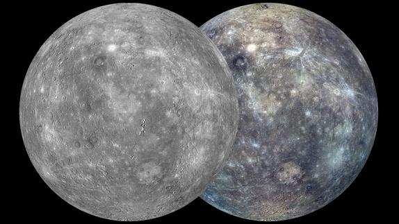 Planet Mercury Once Covered in Magma, Study Suggests