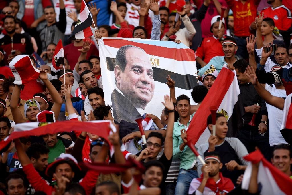 Trump committed to Egypt military assistance