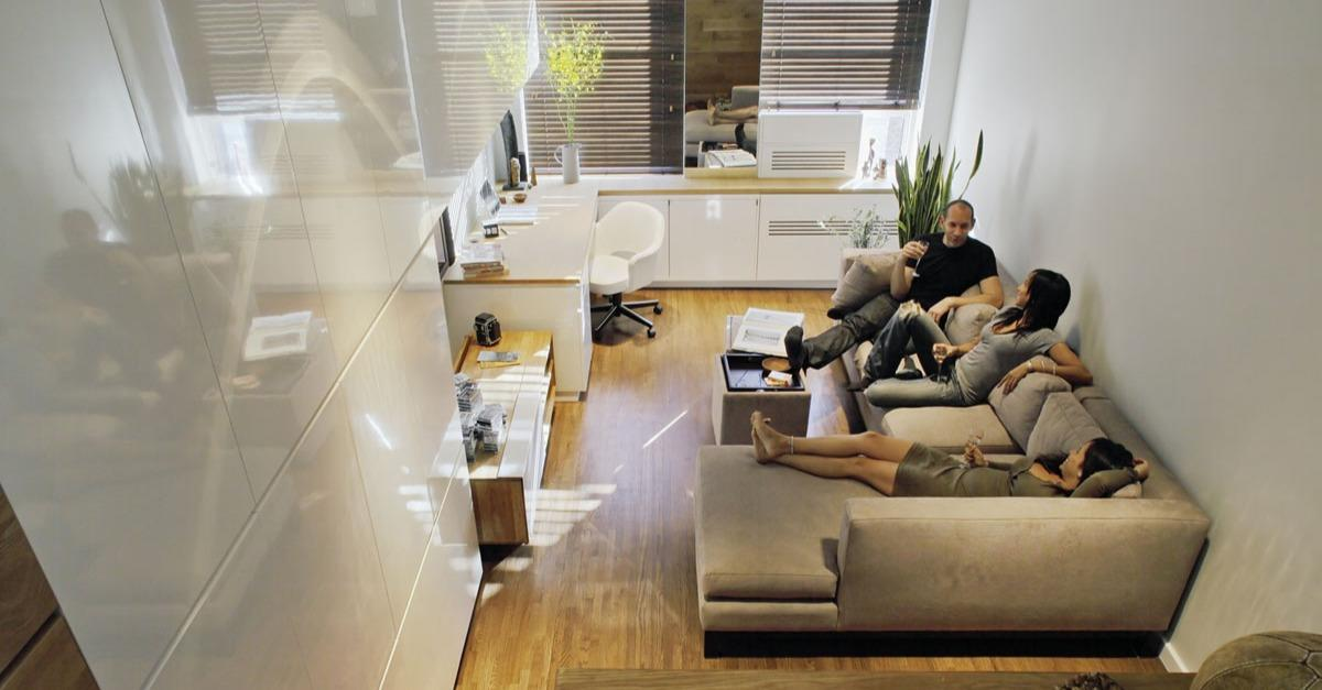 20 Stunning Small Apartment Designs
