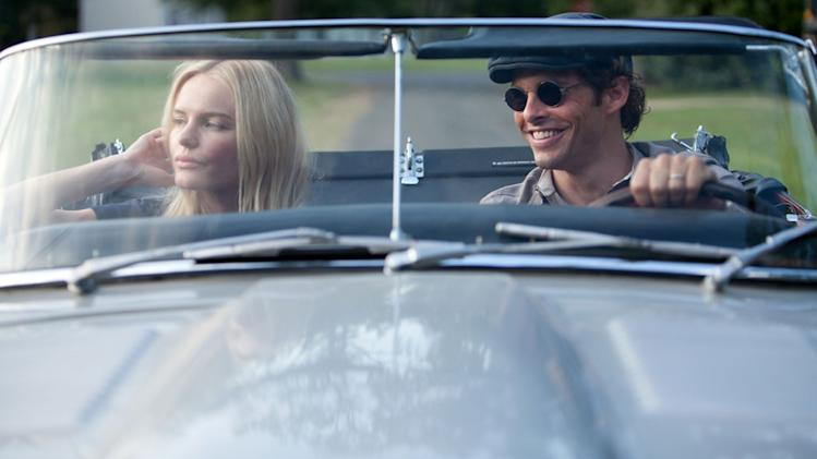 Kate Bosworth James Marsden Straw Dogs Production Stills Screen Gems 2011