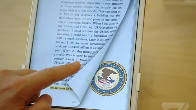 Apple complains court-appointed ebooks antitrust monitor wants too much money