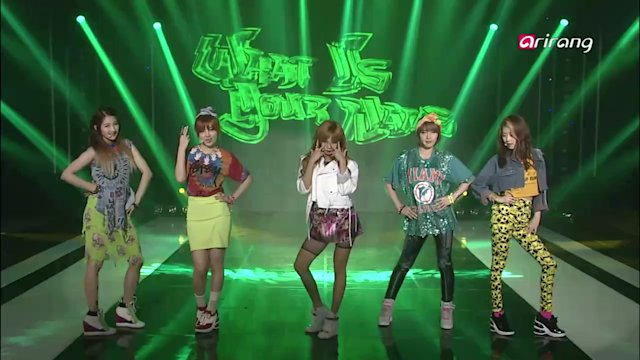 Simply K-Pop : 4minute - What&#39;s Your Name?