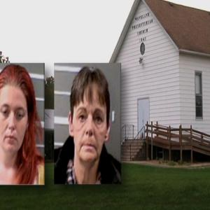 Pair Arrested for Meth Lab in Church