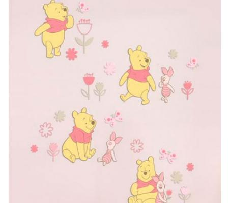 Sweet Pooh Bear Wall Decals