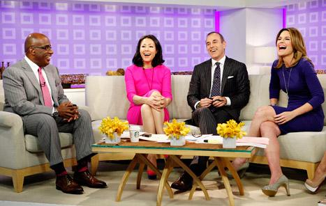 "Matt Lauer, Ann Curry Today Show Fallout Was ""Personal"": ""Everybody Understood That Ann Was Kicked Out of Her Position Because Matt Didn't Want Her There"""