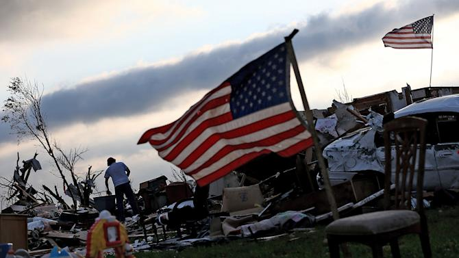 Moore Continues Slow Recovery One Week After Massive Tornado Hits
