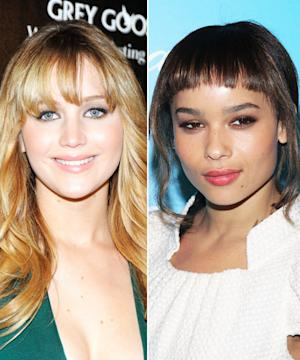 Jennifer Lawrence: Zoe Kravitz Is My BFF!