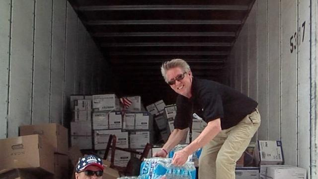 A Cleveland area donation drive to take second truckload of item to Oklahoma