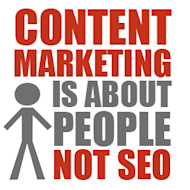 Content Marketing Is About People, Not SEO image content marketing is about people not seo