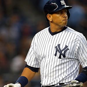 Yankees ignoring A-Rod's home run milestone