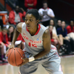 MW Women's Basketball Player of the Week 3/2/15
