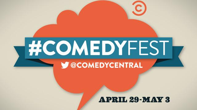 Comedy Central to Host Comedy Festival… on Twitter