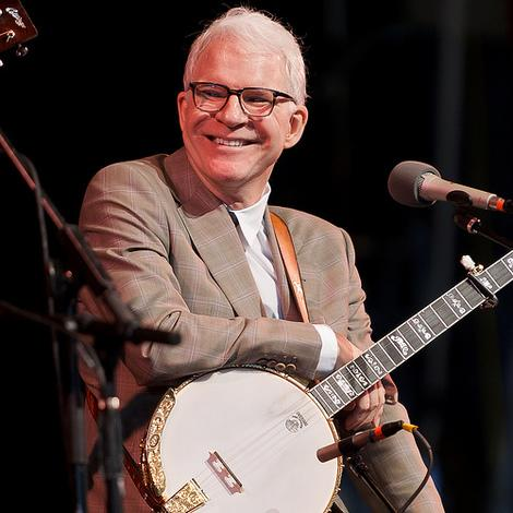 Happy 67th Birthday Steve Martin! - A Look at His Most Eclectic Roles