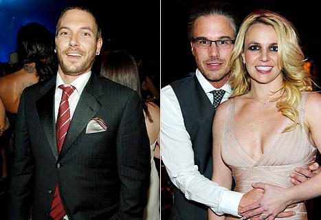 "Kevin Federline on Britney Spears' Engagement: ""I'm Really Happy for Her"""