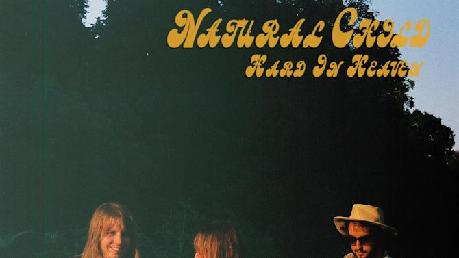 "This CD cover released by Natural Child shows ""Hard in Heaven,"" by Natural Child. (AP Photo/Natural Child)"