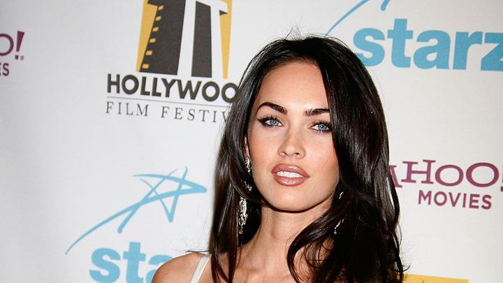 Hollywood Film Festival Awards 2007 Megan Fox
