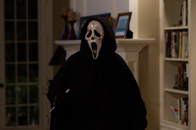 Scream 4 Dimension Films 2011