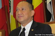 PM doesn't interfere in EC business, says Nazri