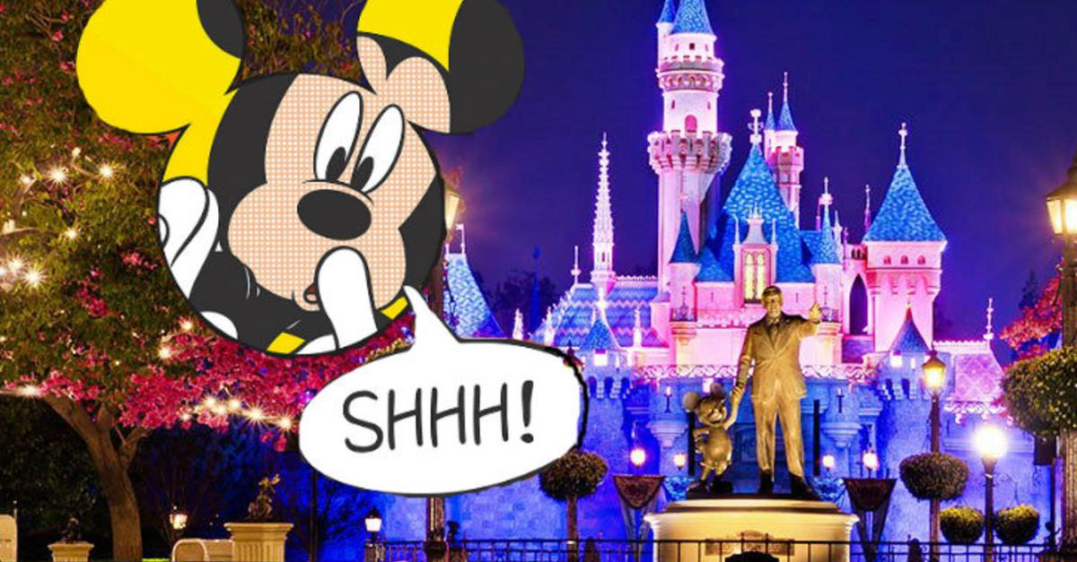 27 Little-Known And Weird Facts About Disney