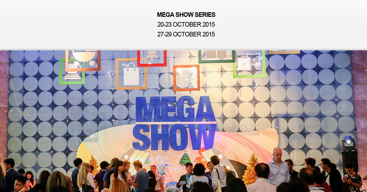 MEGA SHOW – Centre of Asian sourcing in Hong Kong