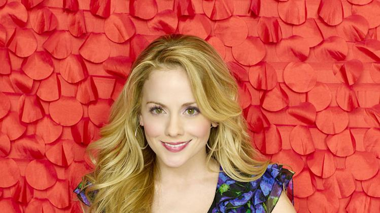 "Kelly Stables stars as Lisa Thomas in ""Romantically Challenged."""