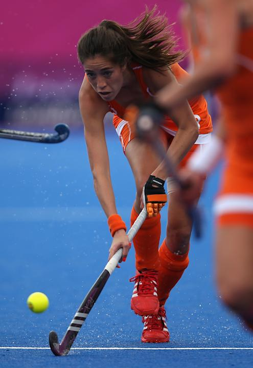 Olympics Day 2 - Hockey: Netherlands v Belgium