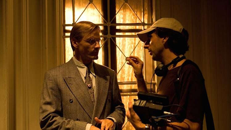 Viggo Mortensen Director Vicente Amorim Good Production Stills THINKFilm 2008