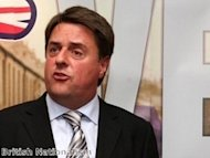 &#39;Nobody came&#39;: BNP&#39;s Nick Griffin escapes legal action over gay B&B tweet
