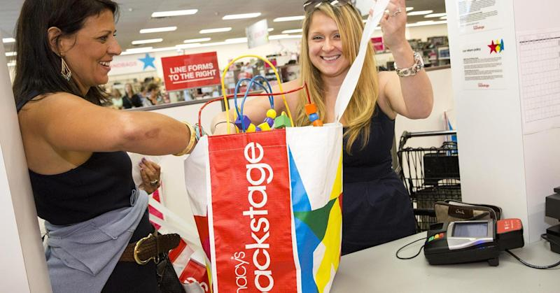 Department stores face a bigger competitive threat than online shopping, Macy's CFO says