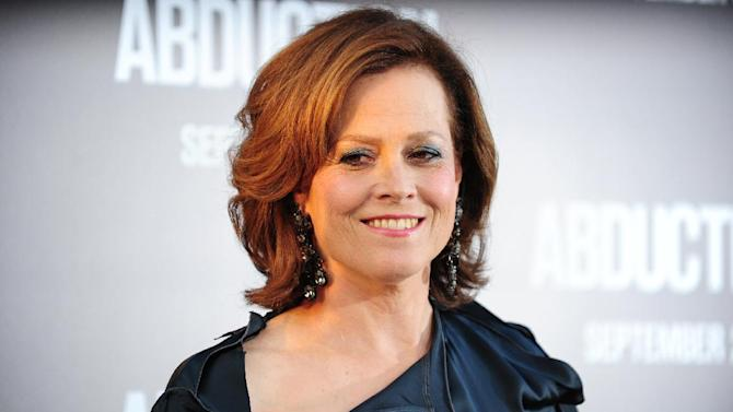 """Will Sigourney Weaver reprise her role in the television adaptation of """"Galaxy Quest""""?"""