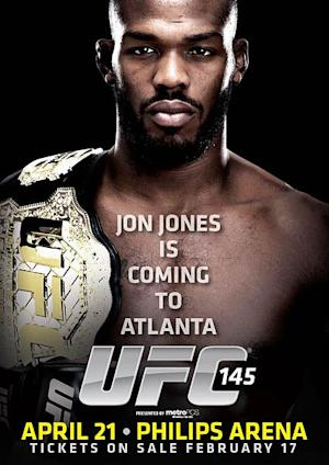 UFC 145 Jones vs. Evans Fighter Salaries: Jon Jones Tops the Payroll