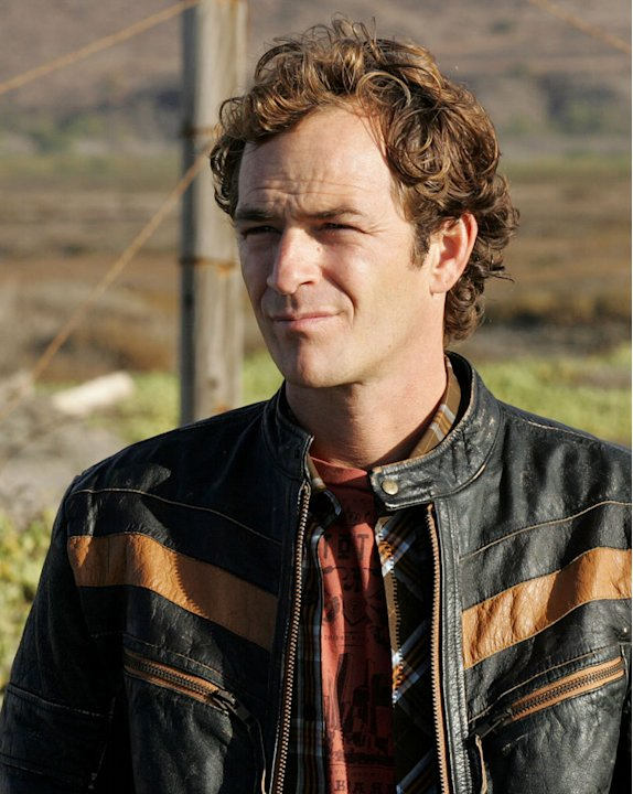 Luke Perry stars as Linc in John From Cincinnati.