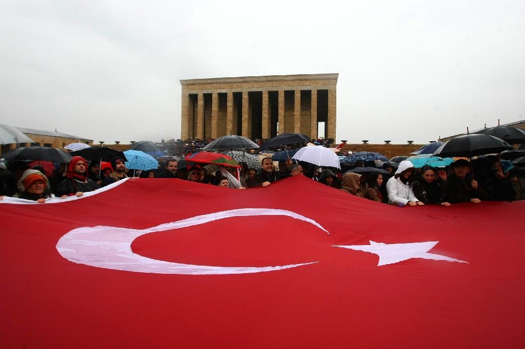 Turkish court acquits all 236 suspects in coup plot retrial
