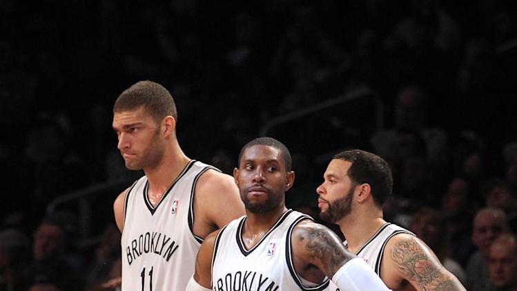 NBA: Memphis Grizzlies at Brooklyn Nets