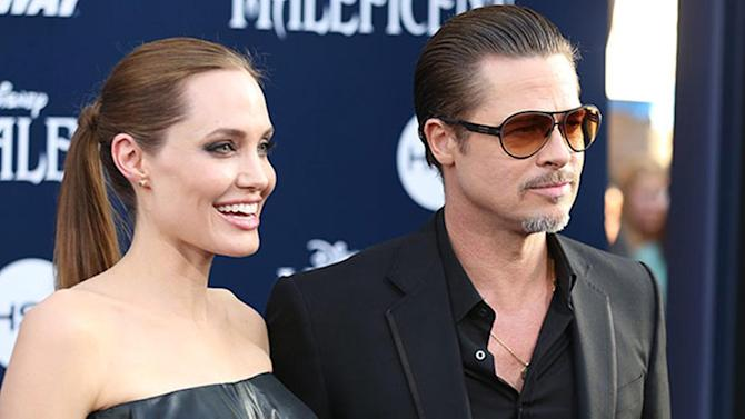 Surprise! Brad Pitt, Angelina Jolie are now married