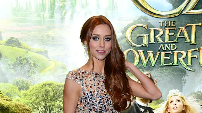 Una Healey attends Walt Disney Pictures European Premiere of 'Oz: The Great And Powerful' at the Empire Leicester Square in London on Thursday, Feb. 28, 2013. (Jon Furniss/Invision for Disney/AP)