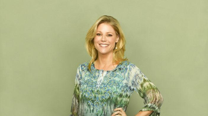"Julie Bowen stars as Claire in ""Modern Family ."""
