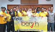 Home minister expects low turnout at 'Janji Bersih'