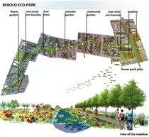 "Interface Names Eco-Park for Colombia Global Design Winner of ""Reconnect Your Space"" Competition"