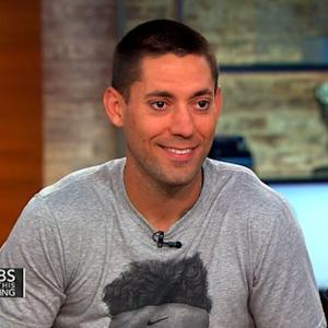 Soccer star Clint Dempsey on World Cup and future of U.S. soccer