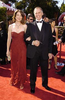 Robin Weigert and Keith Carradine 56th Annual Emmy Awards - 9/19/2004 Robin Weigert