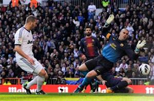 Real Madrid 2-1 Barcelona: Towering Ramos header leaves Catalans defeated again