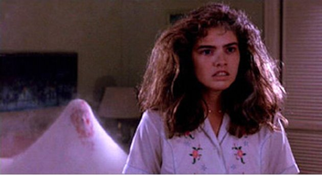 A nightmare on elm street 1984 Heather Langenkamp